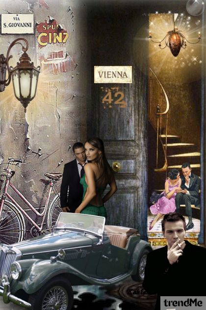 The Stranger at 42 Vienna