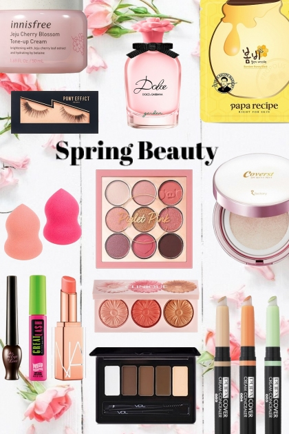 Spring Beauty 2019