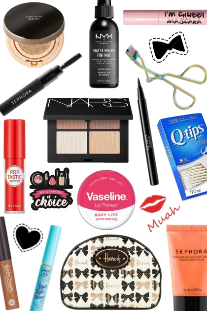 What's in My Makeup Bag?- Combinaciónde moda