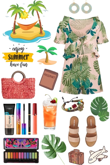 Vacation Look #3