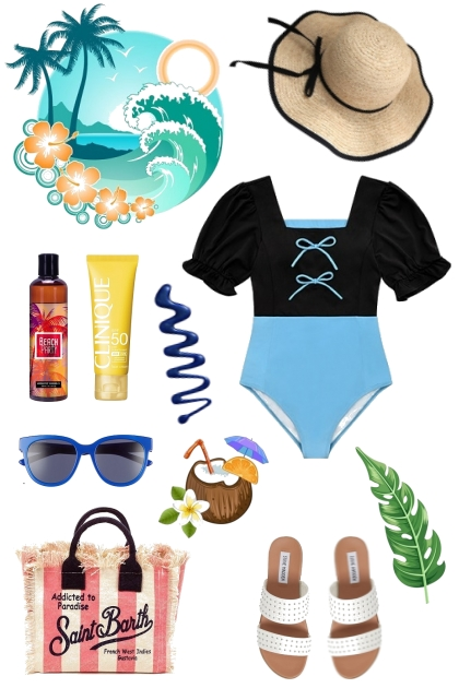 Beach Look #6