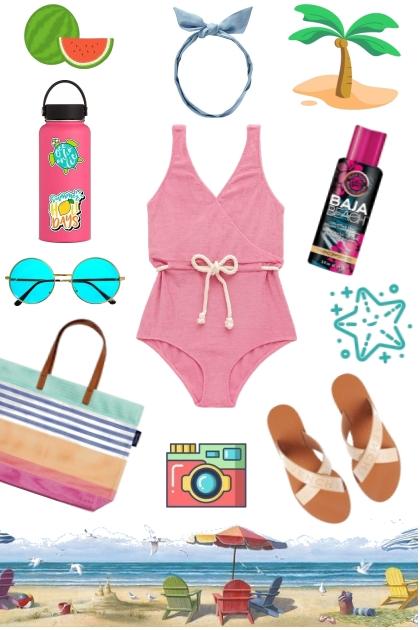 Beach Look #8