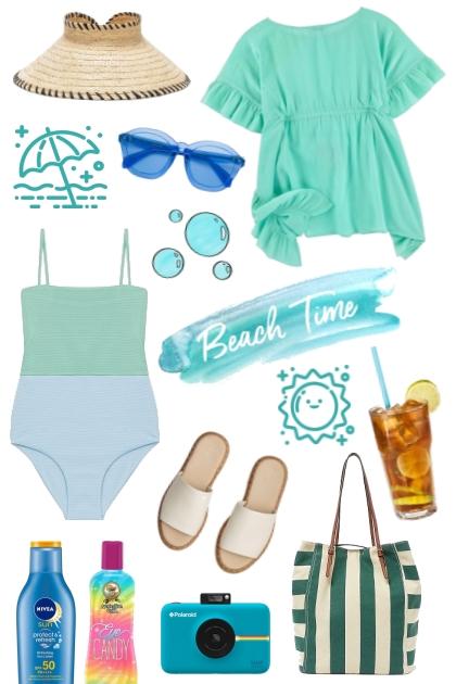 Beach Look #13
