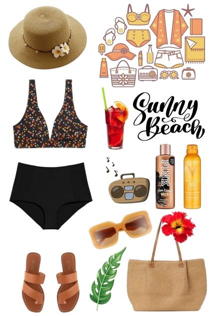 Beach Look #14