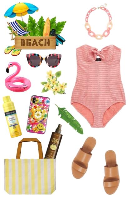 Beach Look #15