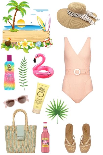 Beach Look #17