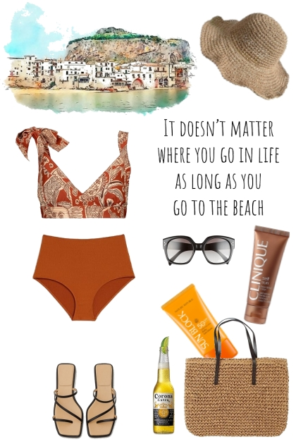 Beach Look #21