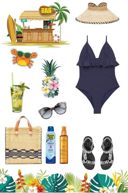 Beach Look #23