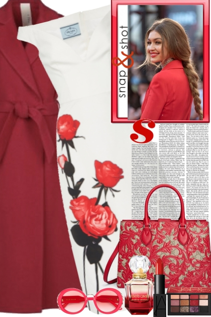 Red for Spring