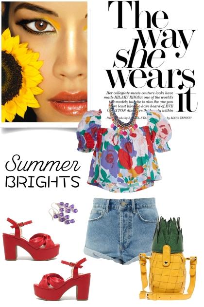 Summer Brights 2020
