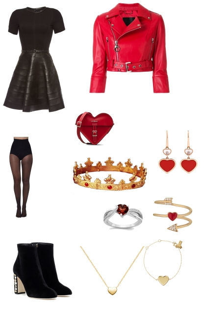 Daughter of the queen of hearts