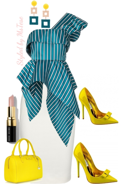 Bright Yellow and Fabulous