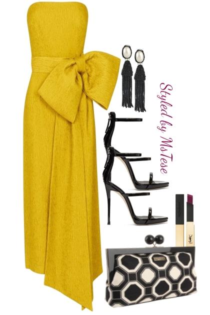 Bow-tie Dress-Fab