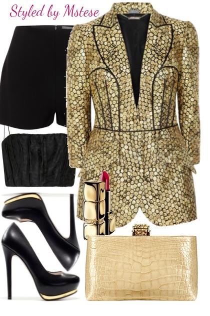 Golden & Fabulous