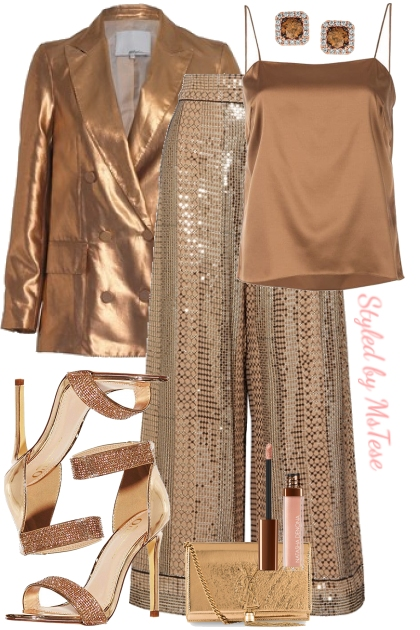 Metallic & Sequin Fab- Fashion set