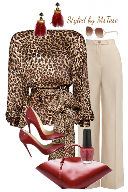 Chic Leopard Style