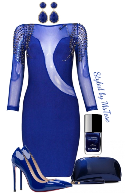 It's a Royal Blue holiday