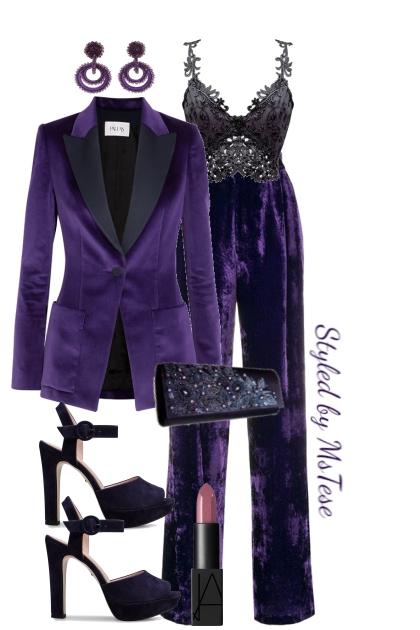Purple Royal & Fab