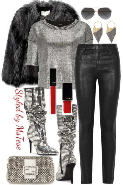 Friday Fashion Wear- combinação de moda