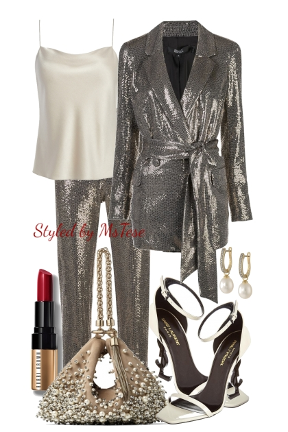 Glitz and Glam- Fashion set