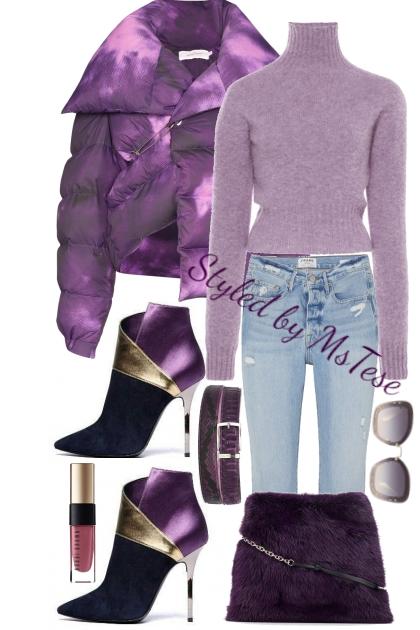 Winter Bliss Cuteness- combinação de moda