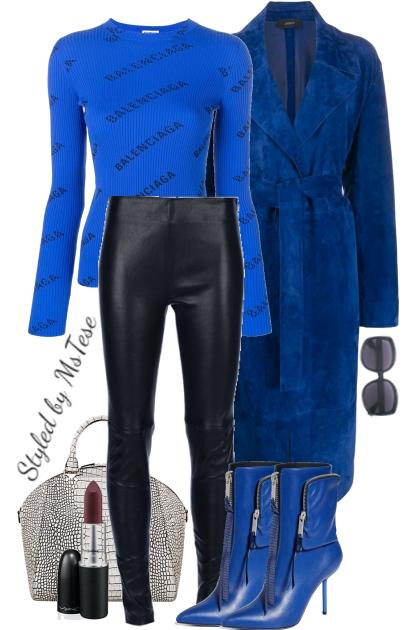 Feel the Fashion Blues