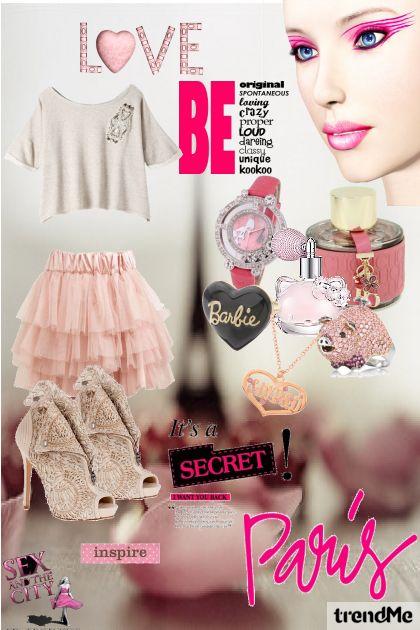 The devil wears pink!