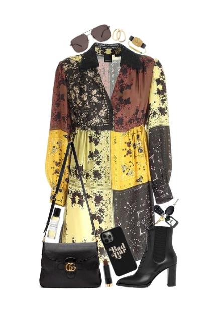 Nila- Combinazione di moda