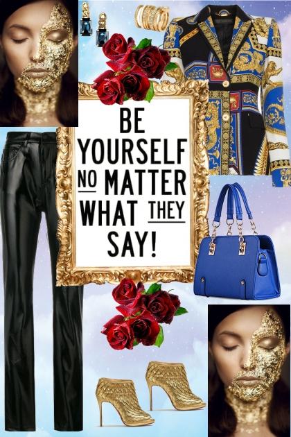 Queens love Versace