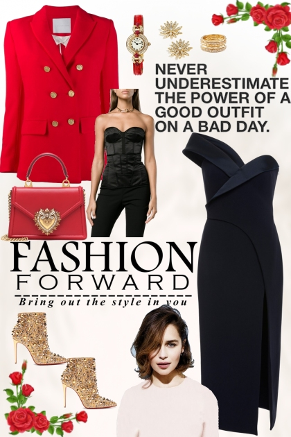 The power of a good outfit