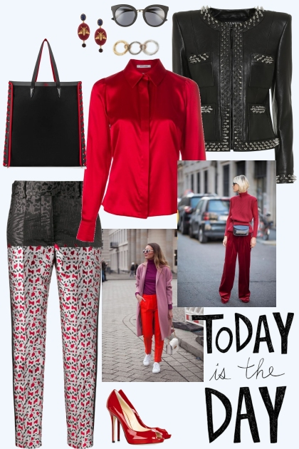 Today is the day- Fashion set