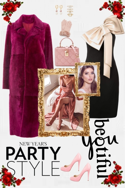 Pink party style