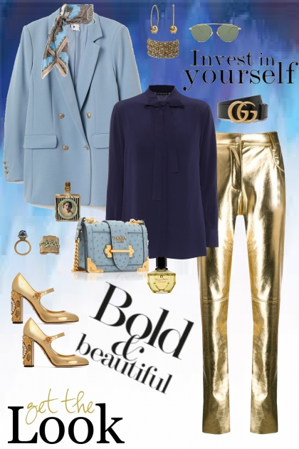 Get the look- Fashion set