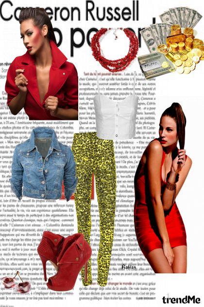 Price tag- Fashion set