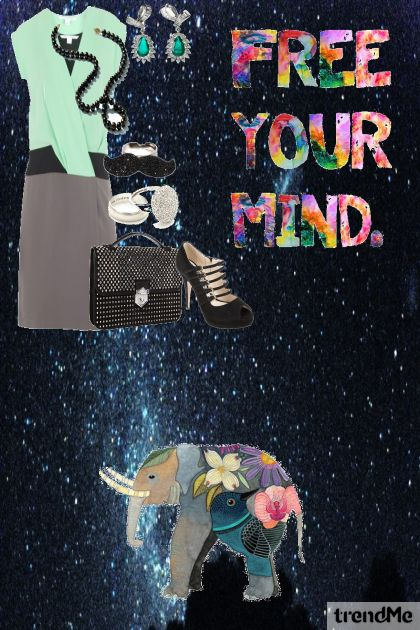 Free your mind.
