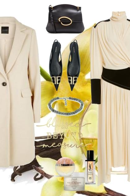CREME VANILLA- Fashion set