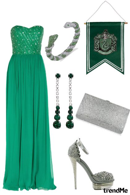 Slytherin - festa