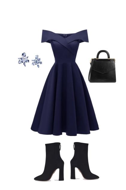 ~All Blue~- Combinaciónde moda