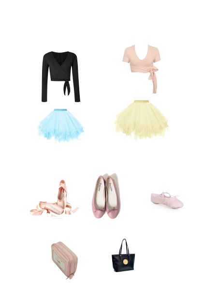 For the ballerina in all of us!!