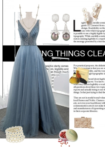 never wrong vintage party look