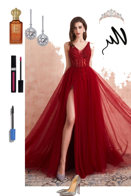 Be the prom queen