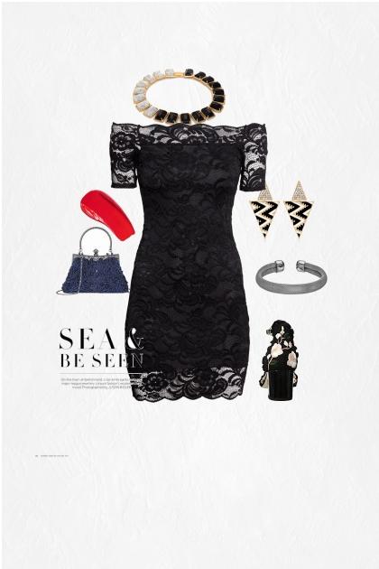 Glamorous and stylish
