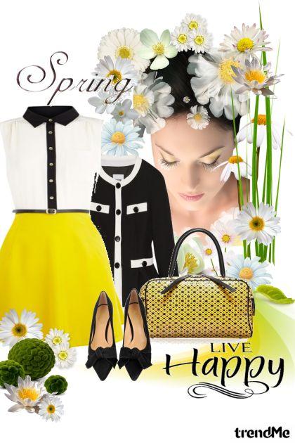 Yelow spring