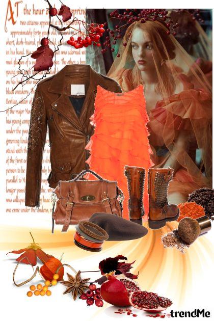 rock me.... mirisima jeseni- Fashion set