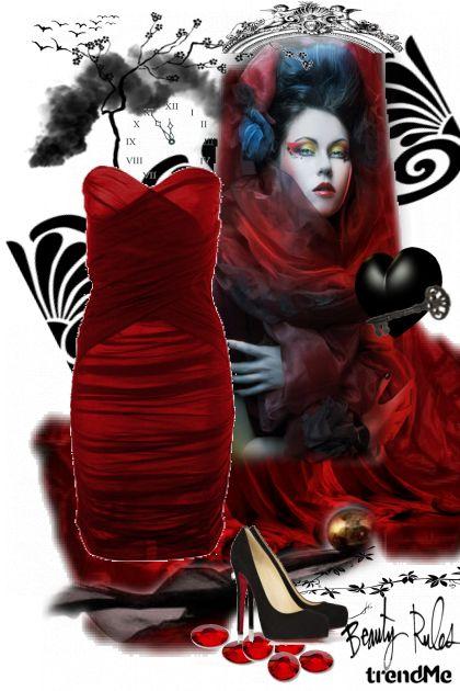 Beauty Rules... from collection Proljeće/Ljeto 2012 by salvore