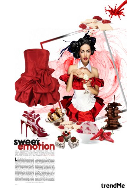 sweet emotion iz kolekcije Proljeće/Ljeto 2012 od salvore