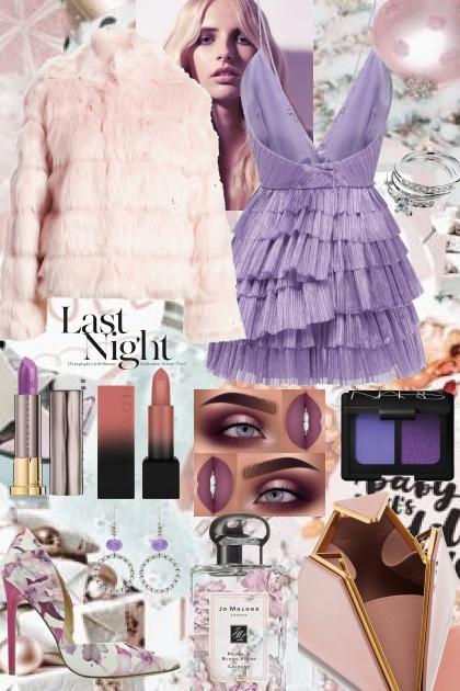 Pink Purple Pastels