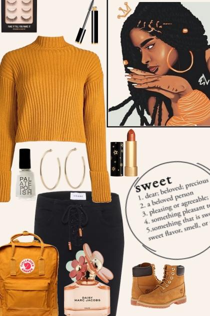 Sweet Black Girl