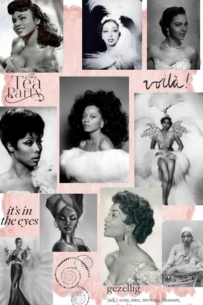 BWU (black women united!)- Combinazione di moda