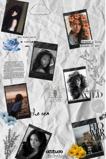 7 women, 7 lives, & 7 secrets